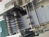 चीन एडजस्टमेंट घुंडी के साथ स्पीड समायोज्य ब्लैक पीसीबी काटना मशीन कंपनी