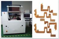 चीन पराबैंगनी प्रकाश लेजर Depaneling मशीन / स्वचालित Multiboard सीएनसी लेजर काटने की मशीन फैक्टरी