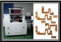 चीन Automatic CNC Laser Cutting Machine High Accuracy 8 - 10W 2500Kg Weight फैक्टरी