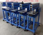 चीन Guillotine Type PCB Scoring Machine Gas Electric Light Weight फैक्टरी