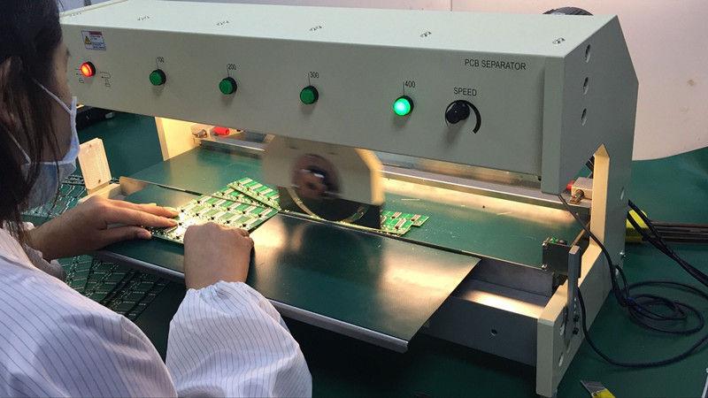 Microcomputer Program V Cut Pcb Depaneling ,PCB Cutting Machine, Automatic PCB Separation YSV-1A