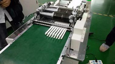 कंप्यूटर स्क्रीन कंट्रोल यूनिट के साथ लंबे जीवन पीसीबी एलईडी काटने की मशीन