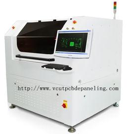 उच्च गति यूवी ड्रिलिंग PWB, पीसीबी लेजर कटर के लिए लेजर Depaneling मशीन
