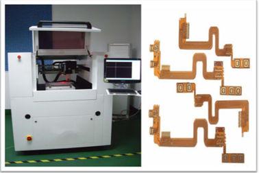 पराबैंगनी प्रकाश लेजर Depaneling मशीन / स्वचालित Multiboard सीएनसी लेजर काटने की मशीन