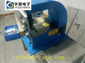 V Groove PCB Separator Motorized Pre Scoring PCB Depanelizer Machine