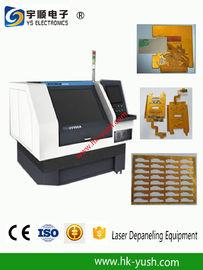 पीसीबी / एफपीसी / मुद्रित सर्किट बोर्ड के लिए यूवी लेजर डिपाइनिंग मशीन