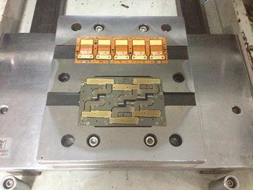 Depaneling PCB Punching Mold Tool , FPC flex board Punching Machine