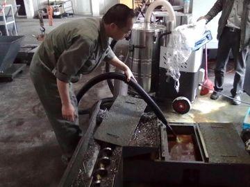स्टेनलेस स्टील वेल्डिंग फ्यूम एक्स्ट्रेक्टर औद्योगिक कार धो वैक्यूम क्लीनर